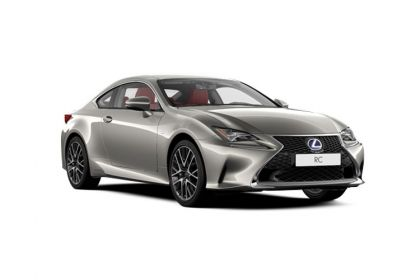 Lease Lexus RC car leasing