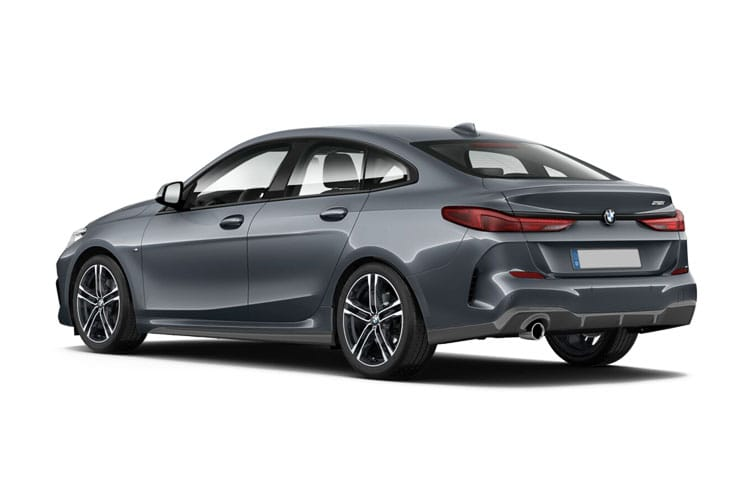 BMW 2 Series 220 Gran Coupe 2.0 d 190PS M Sport 4Dr Auto [Start Stop] [Tech Pro] back view