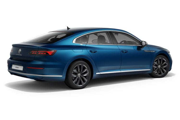 Volkswagen Arteon Fastback 5Dr 2.0 TDI 200PS R-Line 5Dr DSG [Start Stop] back view