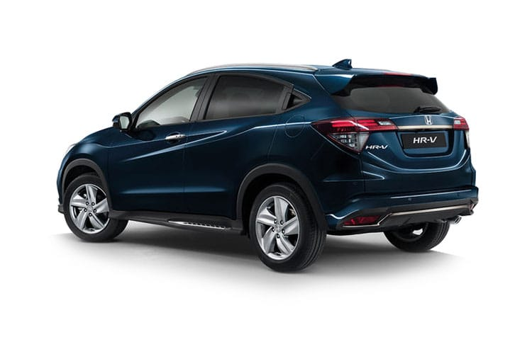 Honda HR-V SUV 5Dr 1.5 i-VTEC 130PS EX 5Dr Manual [Start Stop] back view