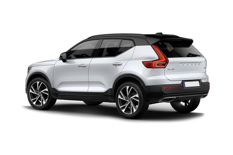 Volvo XC40 SUV 1.5 T3 163PS Inscription 5Dr Auto [Start Stop] back view