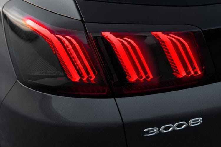 Peugeot 3008 SUV 1.2 PureTech 130PS Active 5Dr Manual [Start Stop] detail view