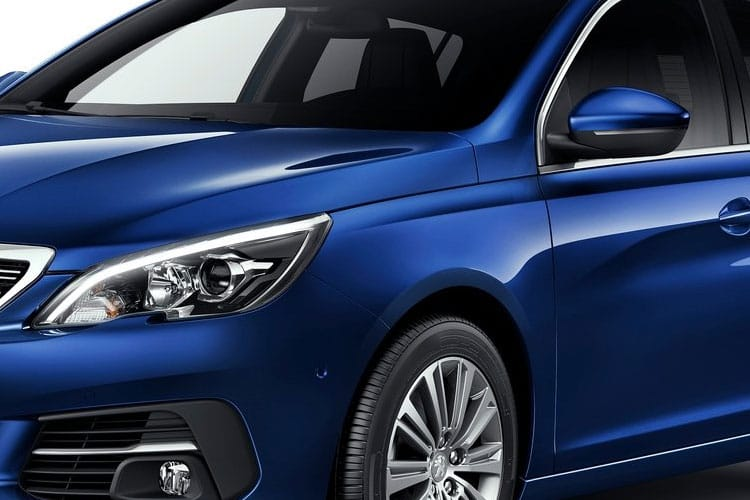 Peugeot 308 Hatch 5Dr 1.5 BlueHDi 130PS Allure Premium 5Dr EAT8 [Start Stop] detail view