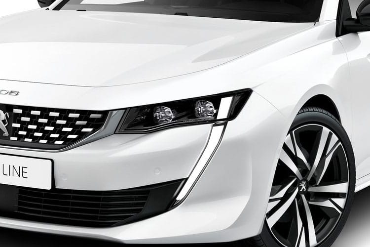 Peugeot 508 Fastback HYBRID 1.6 PHEV 11.8kWh 225PS GT Line Edition 5Dr EAT8 [Start Stop] detail view
