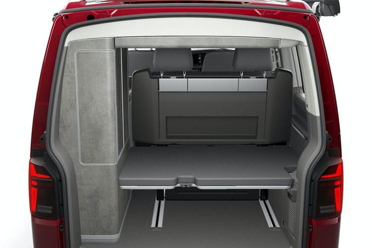 Volkswagen California MPV M1 2.0 BiTDI FWD 199PS Ocean Camper DSG [Start Stop] detail view