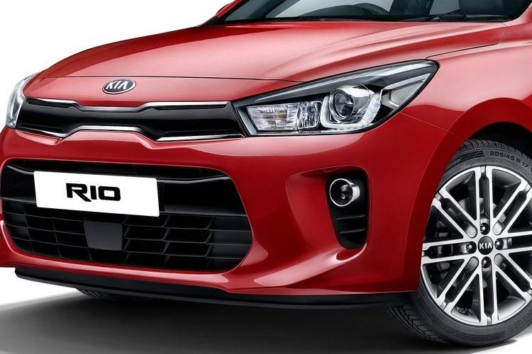 Kia Rio Hatch 5Dr 1.0 T-GDi MHEV 118PS GT Line S 5Dr Manual [Start Stop] detail view