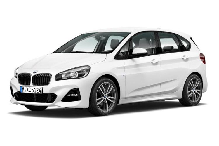 BMW 2 Series Tourer 218 Gran Tourer 2.0 d 150PS SE 5Dr Manual [Start Stop] front view