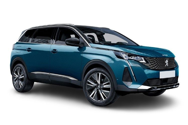 Peugeot 5008 SUV 1.5 BlueHDi 130PS GT Premium 5Dr EAT8 [Start Stop] front view