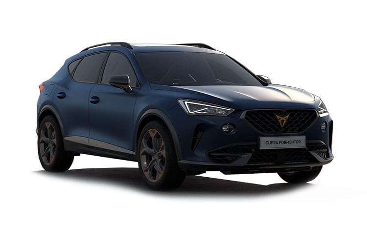 CUPRA Formentor SUV 1.5 TSI 150PS V1 5Dr DSG [Start Stop] front view