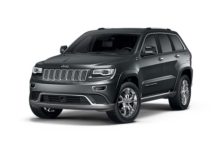 Jeep Grand Cherokee SUV 3.0 MultiJetII 250PS Trailhawk 5Dr Auto [Start Stop] front view