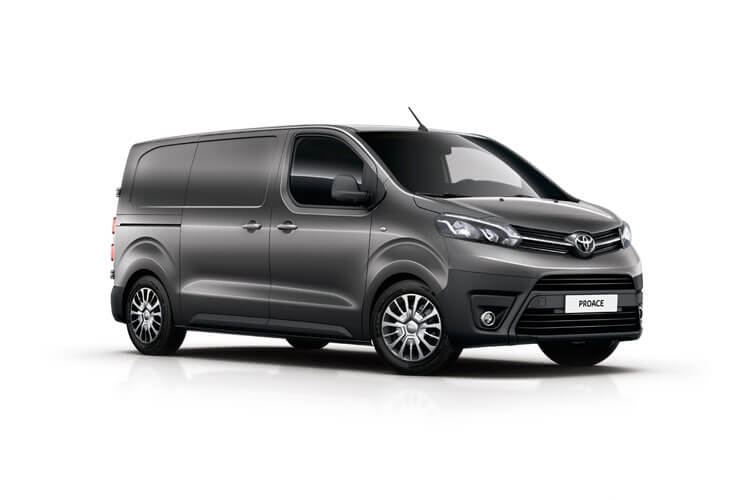 Toyota PROACE Medium 2.0 D FWD 120PS Active Van Manual [Start Stop] [Smart Cargo AC] front view