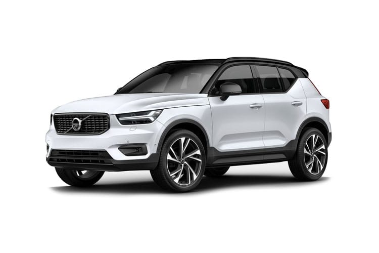 Volvo XC40 SUV 1.5 T3 163PS Inscription 5Dr Auto [Start Stop] front view