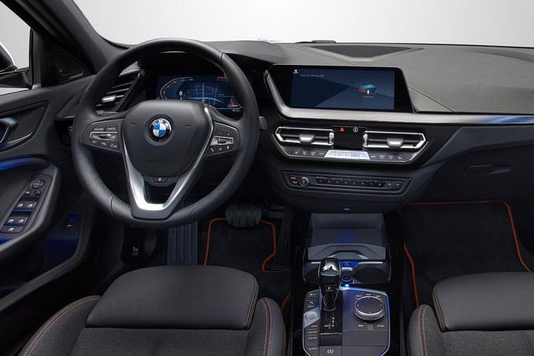 BMW 1 Series M135 xDrive Hatch 5Dr 2.0 i 306PS  5Dr Auto [Start Stop] inside view