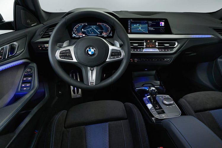 BMW 2 Series 220 Gran Coupe 2.0 d 190PS M Sport 4Dr Auto [Start Stop] [Tech Pro] inside view