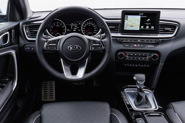Kia Ceed Hatch 5Dr 1.5 T-GDI 158PS GT Line 5Dr DCT [Start Stop] inside view