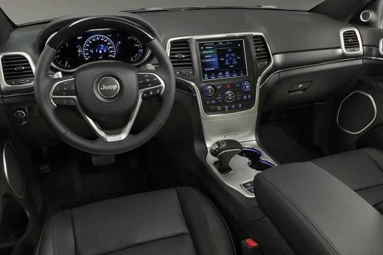 Jeep Grand Cherokee SUV 3.0 MultiJetII 250PS Trailhawk 5Dr Auto [Start Stop] inside view