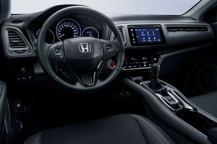 Honda HR-V SUV 5Dr 1.5 i-VTEC 130PS EX 5Dr Manual [Start Stop] inside view