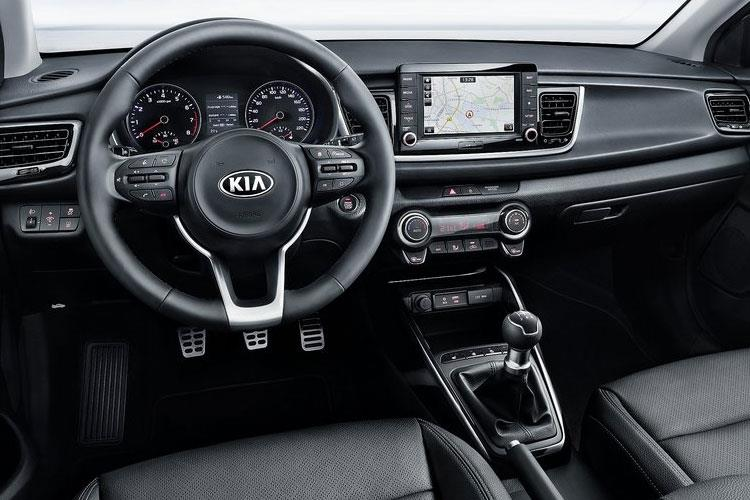 Kia Rio Hatch 5Dr 1.0 T-GDi MHEV 118PS GT Line S 5Dr Manual [Start Stop] inside view
